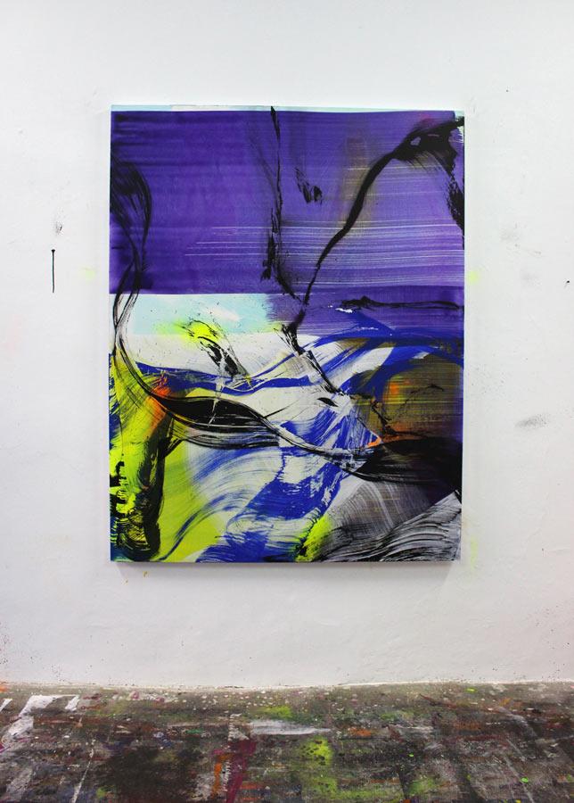 Juan Olivares - Beyond III