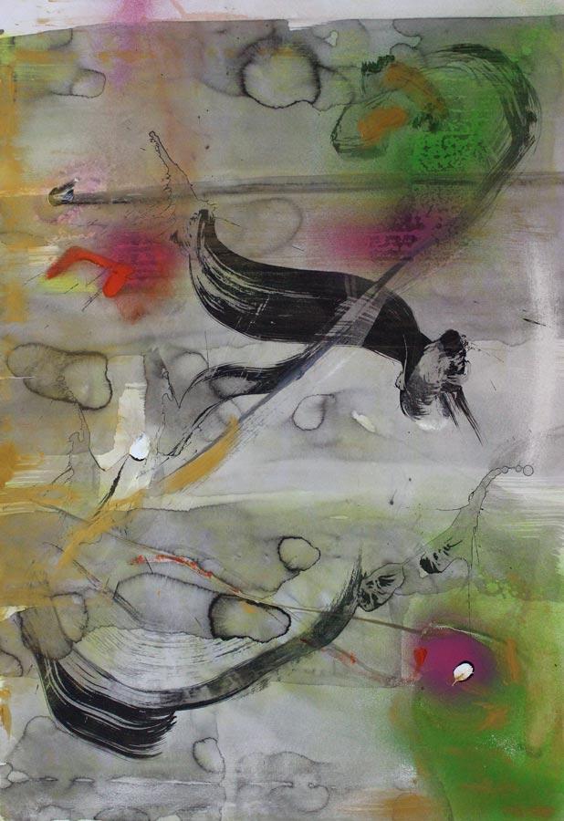 Juan Olivares - Shanghai Room I